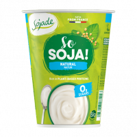 Natural Soya yogurt alternative 400g