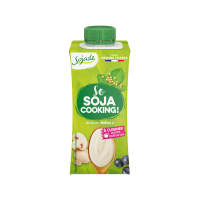 Soya cream alternative
