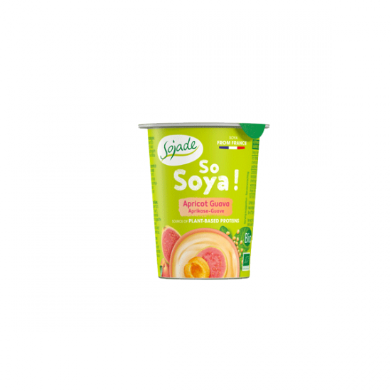 Apricot Guava Soya yogurt alternative 125g