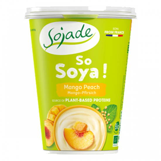 Mango & Peach Yogurt Alternatives 400g