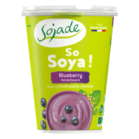 Blueberry Soya yogurt alternative 400g