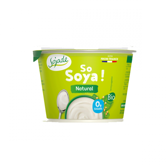 Natural Soya yogurt alternative 250g