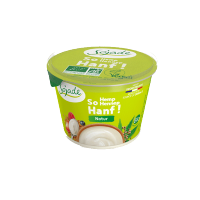 Natural Hemp yogurt alternative