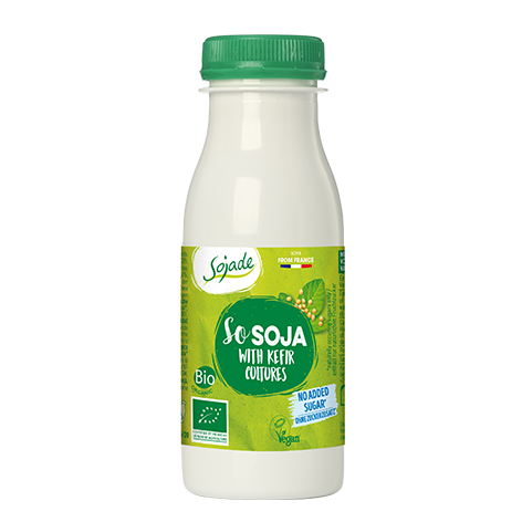So Soja with Kefir Cultures